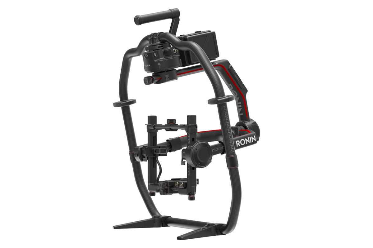 DJI Ronin 2 – Professional 3-Axis Handheld / Aerial Stabilizer